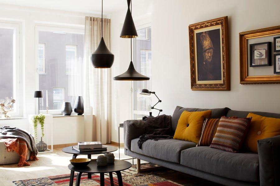 Jakie lampy sufitowe do salonu Praktyczne oświetlenie pokoju dziennego