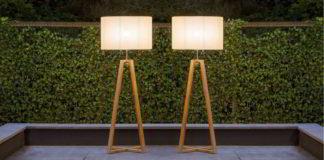Lampy ogrodowe stojące niskie czy wysokie