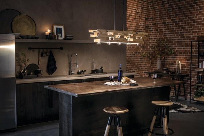Lampy sufitowe do kuchni. Jak oświetlić kuchnię