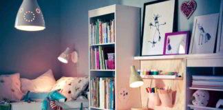 Oświetlenie do pokoju dziecięcego