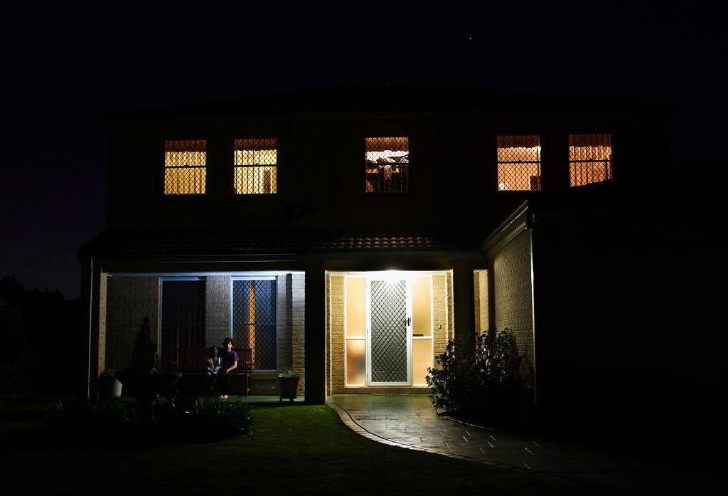 Oświetlenie Zewnętrzne Domu Estetyka Wygoda I