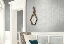 Odmień swoje ściany dzięki wzorzystym tapetom ściennym